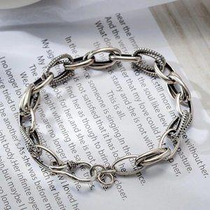 *NEW 925 Sterling Silver Link Chain Bracelet